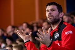 Willisau Lions Trainer Thomas Bucheli.