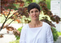 28. April: Die 42-jährige Esther Rohrer aus Buchs wird zur neuen Vizepräsidentin der SP Kantonalpartei gewählt. (Bild: Heidy Beyeler)