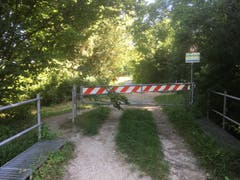 Grüne Landesgrenze Schweiz/Frankreich ausserhalb Genfs. (Bilder Kurt Liembd)