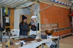 Adventsmarkt in Kirchberg. (Bild: Beat Lanzendorfer, 02.12.2018)