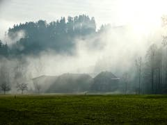 Morgenstimmung in Mosnang. (Bild: Dagmar Wemmer)