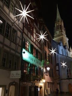 Das Alte Pöstli in St. Gallen (Bild: Daniel Meuli)
