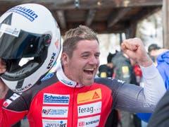Der letzte Schweizer Bob-Weltmeister und Olympiasieger: Beat Hefti trat letzte Saison zurück (Bild: KEYSTONE/URS FLUEELER)