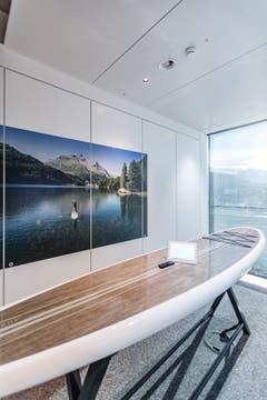 Meetingraum am Hauptsitz.