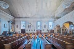 So sah die Peterskapelle vor ihrer Sanierung aus. (Bild: PD)