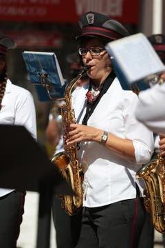 Die 1. Augustfeier in Kerns. (Bild: Roger Zbinden / Neue OZ)