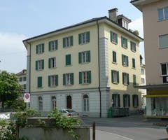 Gallusstrasse 14: Erbaut 1875/76 (Bild: PD)
