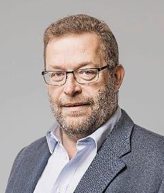 Alois Zurfluh CVP 1966, Kommandant Betriebswehr SBB seit 2008 (Bild: zvg)