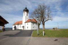 Die Kirche Heiligkreuz. (Bild: Manuela Jans-Koch/Neue LZ)