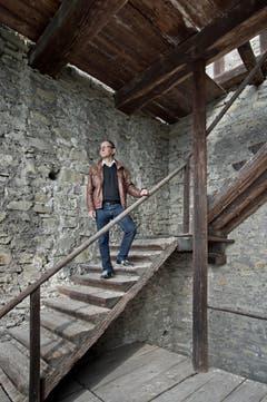 «Er ist ein einzigartiger Zeitzeuge, ein Stück Mittelalter in Luzern. Würde man ihn begehbar machen, müsste man das historische Dokument zerstören.» (Bild: Pius Amrein / Neue LZ)