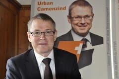 Urban Camenzind, CVP. (Bild: Neue UZ)