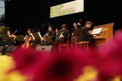«Junge Volksmusik» eröffnet das Volksmusikfestival in Altedorf. (Bild: PD)
