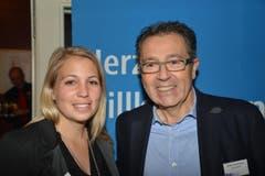 Tanja Aregger und Roger Aeschlimann, Stiftung Brändi.