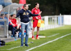 Baar-Trainer Roland Widmer (Bild: Stefan Kaiser / Neue ZZ)