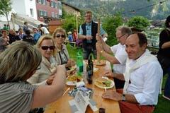 Seenachtsfest Lungern (Bild: Robert Hess / Neue OZ)