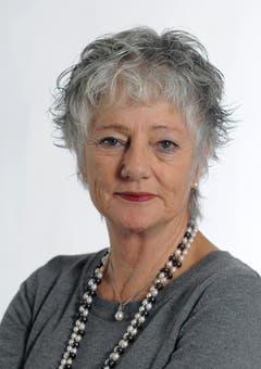 Regula Waldmeier, CVP, Flüelen, 1947, Supervisorin und Rentnerin, im Amt seit 2011.