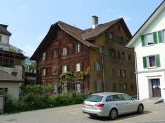 Haus an der Gallusstrasse 5/5a aus dem Ende des 18. Jahrhunderts. (Bild: PD)