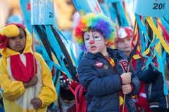 Ein Clown im Einsatz. (Bild: Maria Schmid (Neue ZZ))