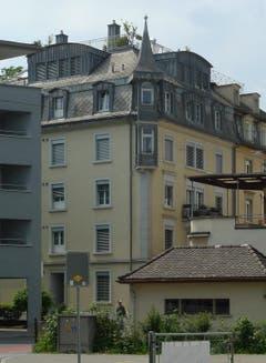 Gallusstrasse 8: Erbaut 1896-1898 (Bild: PD)