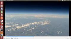 ... der Ballon ist in der Stratosphäre...
