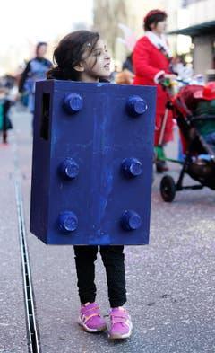 Ein Lego. (Bild: Stefan Kaiser (Neue ZZ))