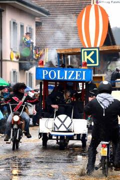 Schweizer Töfflibuebe in Östreich Töff Team MCM. (Bild: Nadia Schärli / Neue LZ)
