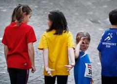 Die Läufer sind parat. (Bild: Stefan Kaiser (Neue ZZ))