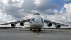 Antonov (Bild: Beata Maria Zdyb)