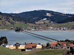 Noch besteht dieses Willerzeller- Viadukt in Einsiedeln, ob es jemals zu einer Sanierung kommt, steht offenbar noch in den Sternen. (Bild: Margrith Imhof-Röthlin)