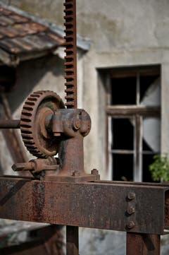 Ein wichtiger Punkt ist das Kraftwerk. Die Mühle ist Bestandteil einer historischen Gesamtanlage. (Bild: Pius Amrein / Neue LZ)