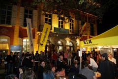 Dorffeststimmung in Altdorf. (Bild: PD)