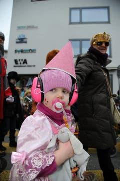und eine Prinzessin. (Bild: Urs Hanhart (Neue UZ))