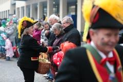 Wylägerer Narrenfasnacht (Bild: Roger Zbinden / Neue LZ)