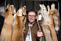 Peter Küenzi, der neue Präsident des Verbands Revier Jagd Luzern. (Bild: Dominik Wunderli / Neue LZ)