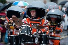 Cocibrommer, Raini mit dem Motto Astronaut. (Bild: Boris Bürgisser / Neue LZ)