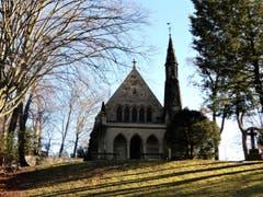 Ein wunderschöner Ort der Stille findet man beim englischen Friedhof in Meggen in der Nähe dieser Kapelle. (Bild: Margrith Imhof-Röthlin)