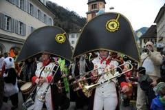 Zwei Hüte in Uri. (Bild: Urs Hanhart (Neue UZ))