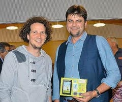 Hünenberg: Michael Werder (links) und Peter Schmid. (Bild: Claudia Surek)