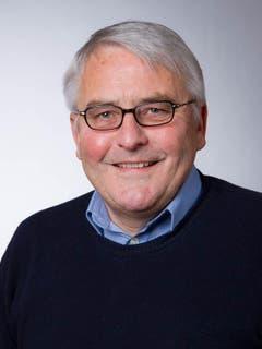 Robert Stampfli, SVP, Schattdorf, 1952 Werkmeister in Pension, im Amt seit 2011 (Bild: PD)