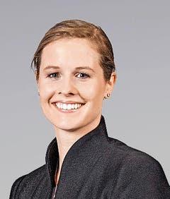 Céline Huber CVP 1987 Juristin seit 2012 (Bild: zvg)