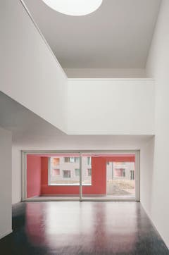 Wohnüberbauung Chriesimatt, Baar - Graber Pulver Architekten AG, 2014. (Bild: Baudirektion Kanton Zug)