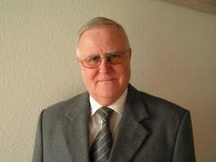 Heinz Gisler, FDP, Bürglen, 1951, Jurist, im Amt als Vizepräsident seit 2011. (Bild: PD)