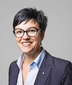 Karin Gaiser CVP 1966, Projekt- und Eventmanagerin, neu (Bild: zvg)