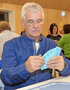 Markus Rinderknecht ist ein leidenschaftlicher Jasser. (Bild: Claudia Surek)