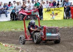 Einachserrennen in Neuheim. (Bild: Werner Schelbert (Neue ZZ))