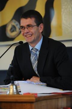 Josef Schuler, SVP. (Bild: Neue UZ)
