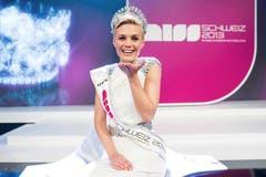 Dominique Rinderknecht ist die neue Miss Schweiz. (Bild: PD)