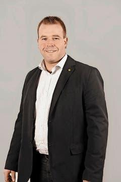 Christian Arnold SVP 1977 Meisterlandwirt seit 2012 (Bild: zvg)