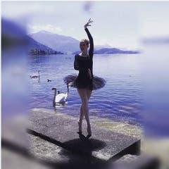 Am Zugersee: #ballet#dance#ballerina#dancer #zug#lake (Bild: julie_jura_dance / Russland)