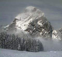 Mythenregion Schwyz – Einsiedeln (Bergstation Brunni-Holzegg) (Bild: Webcam)